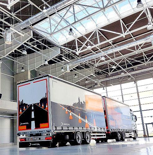 Wersje naczep oraz przyczep do aut ciężarowych